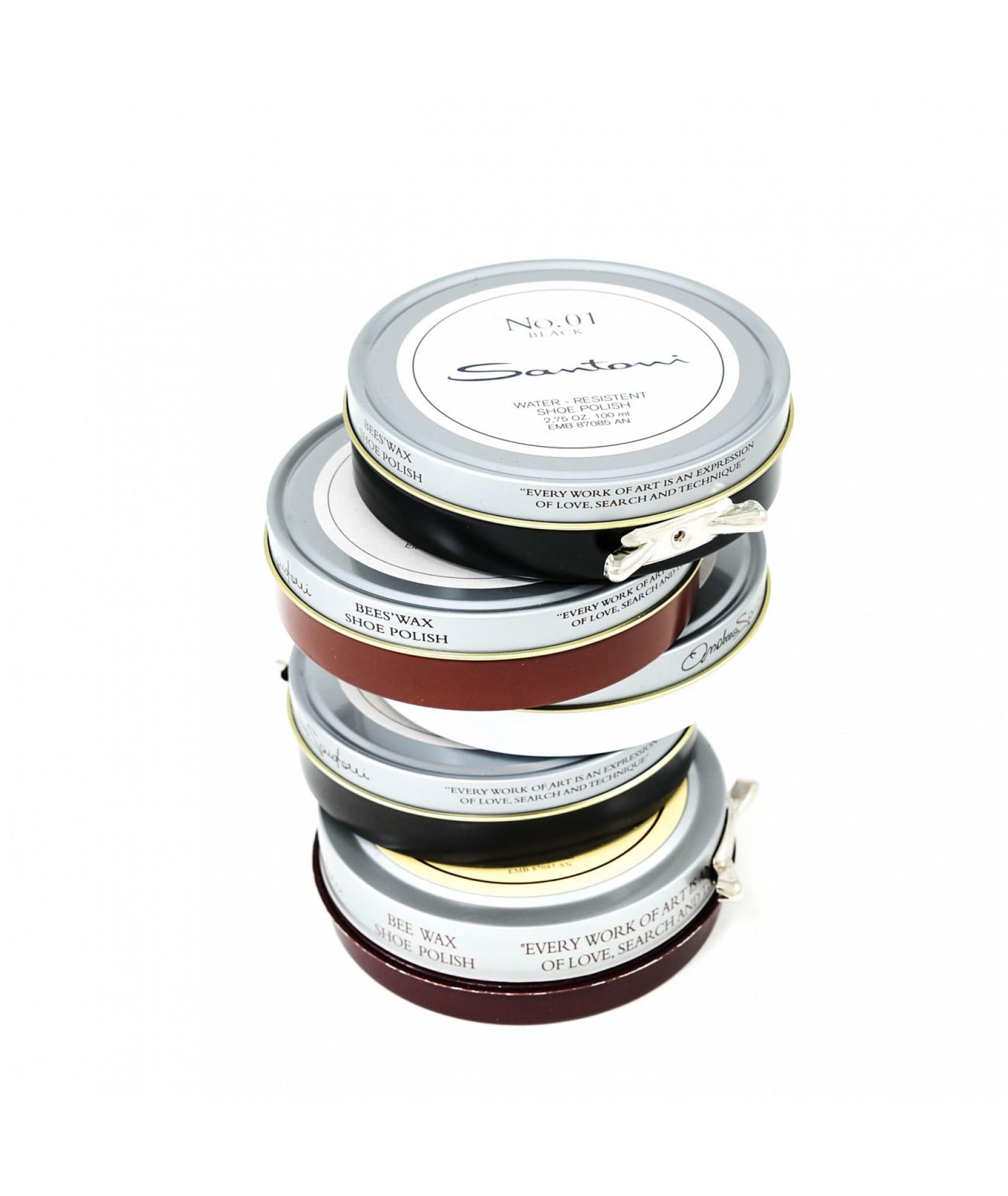 Набор кремов для обуви Santoni (5 цветов)