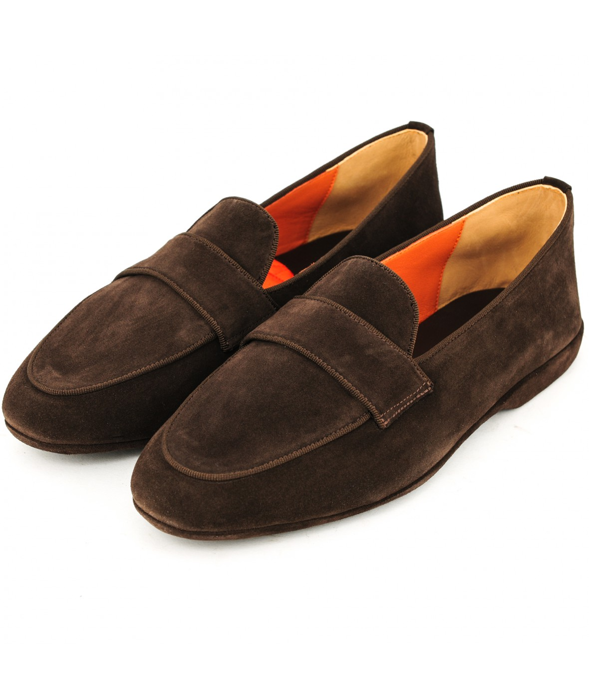 Santoni Slippers Brown (31676)