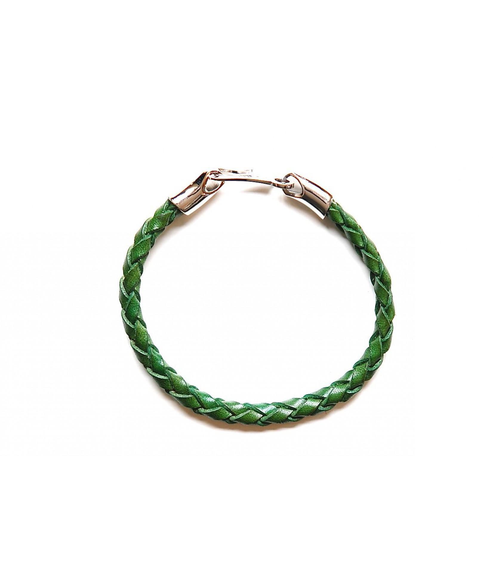Браслет Santoni Зелёный