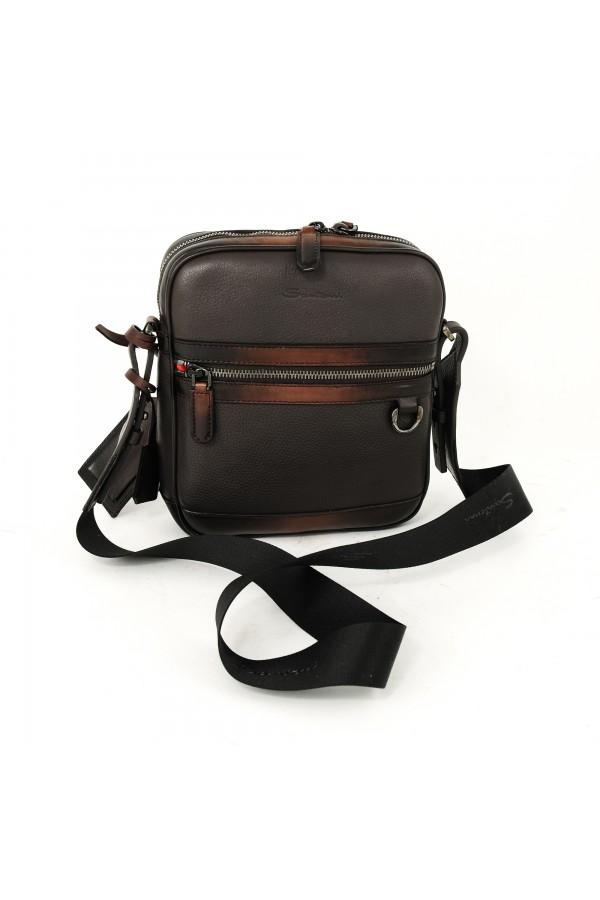 Santoni Messenger Bag (32727)